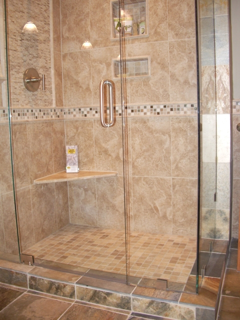 Shower wall tile customer 39 s satisfaction guaranteed Bathroom wall tile